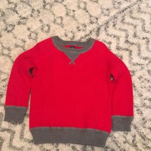 Gap sweater size 2T